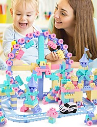 cheap -Building Blocks Transformable Special Designed Simple Plastic Shell 1 pcs Kids Preschool All Boys and Girls Toy Gift / New Design / Cute / Parent-Child Interaction