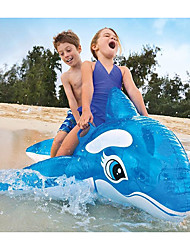 cheap -Inflatable Pool Float Inflatable Pool PVC(PolyVinyl Chloride) Summer Whale Pool 1 pcs Kid's Adults'