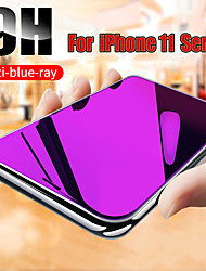 cheap -Anti UV Purple Blue Light Matte Frosted Tempered Glass For IPhone12 12pro max 12 mini iPhone 11 Pro XS Max XR X 8 7 6 6s Plus Screen Protector Glass