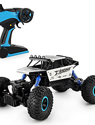 cheap -1:18 Construction Truck Toys Remote Control Car SUV Climbing Car Remote Control / RC Wireless Control Simulation Plastic Alloy Mini Car Vehicles Toys for Party Favor or Kids Birthday Gift / Kid's