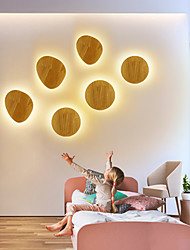cheap -Cute / Creative LED / Modern LED Wall Lights Living Room / Dining Room Metal Wall Light IP44 90-264V 8 W