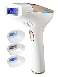 cheap -3-in-1 ipl (3 lamps 1,500,000 shots) hair removal, skin rejuvenation, and acne clearance device - completely painless - full results after 3-7 treatments - free sunglasses.