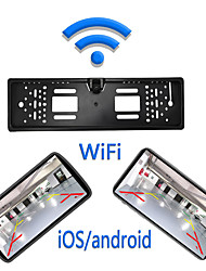 cheap -EWC-160 1280 x 720 Wireless 180 Degree 180  Car Reversing Monitor Waterproof / New Design / Plug and play for Car / Bus / Truck  Europe
