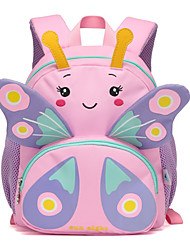 cheap -Large Capacity School Bag Unisex Polyester Nylon Pattern / Print Zipper Animal School Yellow / Green / Dark Blue