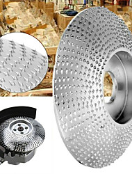 cheap -100mm Grinding Wheel 3.9in High Hardness Steel Round Angle Grinder Polishing Disc Molding Accessories for Quick