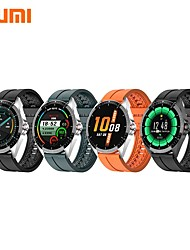 cheap -KUMI GW16T Smart Sports Watch 1.3 Inch HD IPS Colorful Screen Bluetooth 5.0 Waterproof Touch Heart Rate Fitness Tracker Blood Oxygen Monitoring Sleep Monitoring