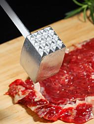 cheap -Meat Hammer Steak Meat Loosening Tendon Breaker Household Loose Needles Tender Meat Double-sided Hammer