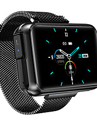 cheap -HS300 Smartwatch & Earbud 2-in-1 Support Bluetooth Call/Play Music/Siri, Bluetooth 280mah Battery-capacity Fitness Tracker for Apple/ Samsung/ Android Phones
