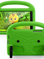preiswerte -Telefon Hülle Handyhüllen Für Samsung Galaxy Rückseite Galaxy Tab A 8,4 (2020) Samsung Tab A 8.0 (2019) T290 / 295 mit Halterung Karikatur Solide EVA