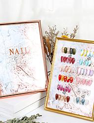 cheap -1pc Wood Nail Tools Creative Stylish Office / Career Nail Art Drill Kit for Finger Nail / Romantic Series
