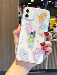 cheap -Case For Apple iPhone 7 8 7 Plus 8 Plus X XS XR XS Max SE 11 11 Pro 11 Pro Max Pattern Back Cover Animal TPU