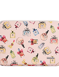 cheap -11.6 12 13.3 14.1 15.6 inch Universal PU Leather Retro Water-resistant shockproof Laptop Sleeve Case Bag for Macbook/Surface/Xiaomi/HP/Dell/Samsung/Sony