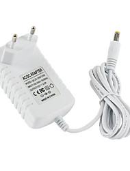 cheap -1pcs 12V 2A DC Power Adapter EU 5.5mm*2.5mm 2.1mm Interface Power Supply AC 100-240v Adapter for Arduino 12V 2A