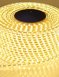 cheap -Waterproof LED Strip IP65 LED Tape 120LEDs/M String lights SMD5630 Flexible Light Garden lamp Two Row LED Strips