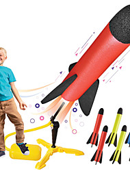 cheap -Activity Toy Outdoor Rocket Launcher Plastic Foam Parent-Child Interaction Kid's Party Favors  for Kid's Gifts