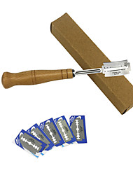 cheap -Hand Crafted Bread Lame with 5 Blades Included Best Dough Scoring Tool