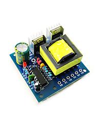 cheap -150W Micro Inversor DC12V Ascensao AC220V Bateria Step-up Transformador de Conversao de Energia