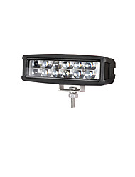 cheap -Led Light bar 6inch 12W Double  Row driving light LED Lamp Cup off road lights for Cabin Boat SUV Truck Driving Lights 6inch LED  LIGHT BAR