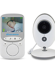 cheap -2.4 Inch Wireless Video Baby Monitor Color Camera Intercom Night Vision Temperature Monitoring Babysitter Nanny