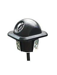 cheap -Small Straw Hat Reversing Camera Car Camera Car Rear View Camera Resolution 640 Adjust angle 90