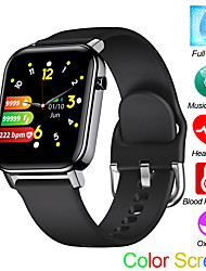 cheap -SN87 Smartwatch for Apple/Android/Samsung Phones, Bluetooth Fitness Tracker Support Water-resistant/Heart Rate&Blood Pressure Measure