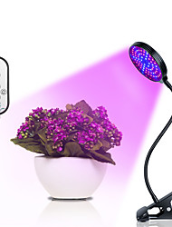 cheap -Grow Light for Indoor Plants LED Plant Growing Light 15W USB Dimming LED Grow Light LED Plant Lamps Full Spectrum Phyto Lamp Timer For indoor Vegetable Flower Seedling