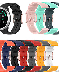 cheap -Smart Watch Band for Polar 1 pcs Sport Band Silicone Replacement  Wrist Strap for POLAR IGNITE
