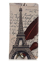 cheap -Case For OPPO A9 2020 A5 2020 A11X A11 Reno Ace Realme X2 Pro Reno 3 A91 F15 A8 A31 Reno 3 5G Find X2 A52 A72 A92 A92S Reno 4 Flip Magnetic Full Body Cases Animal Eiffel Tower Tree PU Leather