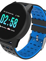 cheap -Men's And Women's Fashion Bluetooth Casual Smart Watch Bracelet / Multiple Sports Modes / IP67 Waterproof / Red / Blue / Green