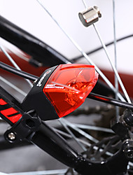 cheap -Bike Light Clips and Mounts Bike Glow Lights Rear Bike Tail Light Bicycle Cycling Waterproof Super Bright Brake Sensing New Design 5 lm Red Everyday Use Cycling / Bike