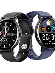 cheap -R18 Smartwatch Support Play Music, Sports Tracker Compatible with Android/ IOS/ Samsung Phones