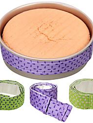 cheap -Bake Even Strip Belt Cake Pan Strips Bake Even Moist Level Cake Decorating Baking Tool Baking Sheet To Protect Banding Tool