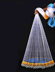 cheap -Fishing Net / Keep Net 30 m Plastic 100 mm Portable Adjustable Easy to Use Spinning