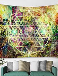 cheap -Indian Mandala Wall Hanging Tapestry Wall Decor Tapestries Hippie Night Moon Mandala Tapestry Wall Mat
