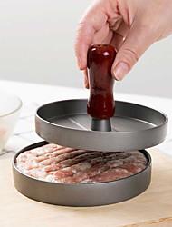 cheap -Homemade Hamburger Meat Press Home Maker Mold Creative Kitchen Gadget For Pressing Sandwiches