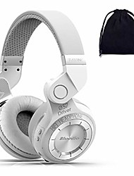 cheap -v5.0 bluetooth headphones over ear, wireless bluetooth on-ear stereo earphones noise cancelling, soft memory-protein earmuffs, w/mic & #40;white t-2& #41;