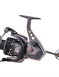 cheap -Fishing Reel Spinning Reel 4.9:1, 5.5:1 Gear Ratio+18 Ball Bearings Hand Orientation Exchangable Sea Fishing / Freshwater Fishing / Trolling & Boat Fishing