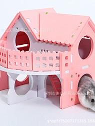 cheap -Bed Generic Plastics Pink