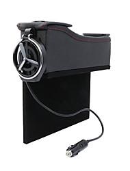 cheap -6008 Car USB Seat Gap Storage Universal Auto Seat Crevice Organizer Seat Side Gap Storage Box Auto Accessories Main Driver's Seat