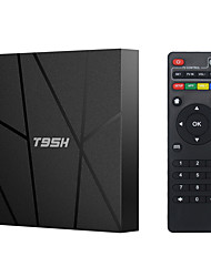 cheap -T95H Android 10.0 Smart Tv Box Allwinner H616 4GB RAM 32GB 64GB ROM 2.4G Wifi Bluetooth 6K HD Set Top Box Vs T95 TVBOX