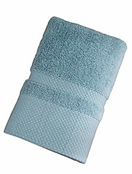 """cheap -two piece lightweight hand towels,highly soft,absorbent and eco-friendly hand towels for face & hand with good textured & super absorbent,13""""x 30""""& #40;green& #41;"""