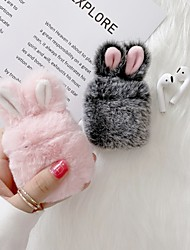 cheap -Case For AirPods Cute / Lovely Headphone Case Soft