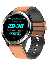 cheap -F68 Men Women Smart Bracelet Smartwatch Android iOS Bluetooth Waterproof Touch Screen Heart Rate Monitor Blood Pressure Measurement Sports Pedometer Call Reminder Activity Tracker Sleep