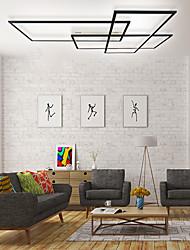 cheap -LED Ceiling Light 68cm Square Shape Wall Light Linear Design Flush Mount Lights Aluminum Modern Contemporary Painted Finishes 85-265V