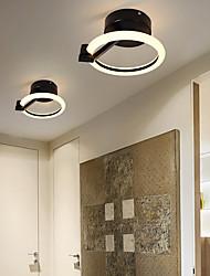 cheap -20 cm Geometric Shapes Flush Mount Lights Aluminum Painted Finishes LED Modern 110-120V 220-240V