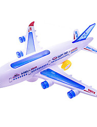 cheap -Toy Airplane Plane Soft Plastic Kids Preschool All Toy Gift 5 pcs