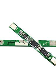 cheap -1S Bms 5a 18650 Charging Voltage 4.2v 5a Bms 3.7v Li-ion Pcba Battery
