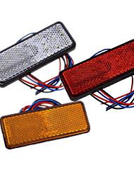 cheap -Car Light Bulbs 2.4 W 600 lm 24 LED Brake Lights / Warning Lights For universal All Models All years