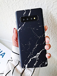 cheap -Case For Samsung Galaxy Note 10 Note 10 Pro Note 10 Plus A10 M10 A20 A30 A50 A30S A50S Frosted Pattern Back Cover Marble TPU