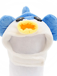 cheap -Dog Cat Hats, Caps & Bandanas Bandanas & Hats Rabbit / Bunny Cat Headwarmers Headpieces Christmas Party Dog Clothes Blue Costume Cotton XS S M L / Birthday / Halloween